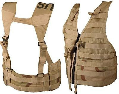 Military Surplus - New  MOLLE Tactical  FLC Vest, Fighting Load Carrier