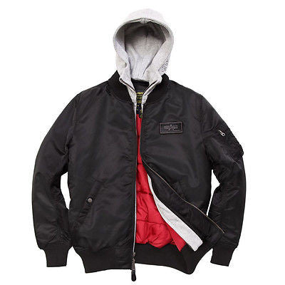 Alpha Industries MA-1 D-TEC X Flight Jacket