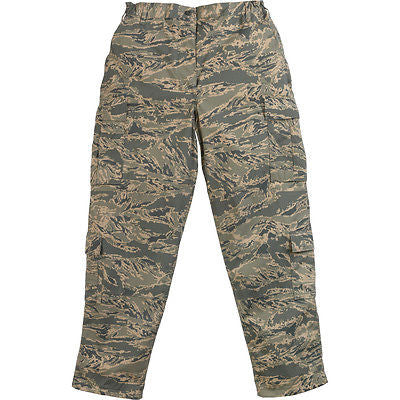 US Air Force USAF ABU Airman Battle Uniform Digital Tiger Stripe Cargo Pants