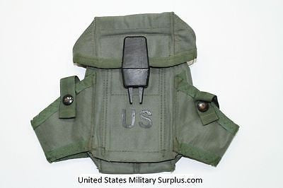 Military Surplus Triple .223 Magazine Pouch