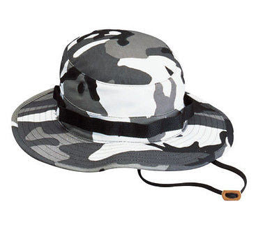 Propper Boonie Hat, Sun Hat  in Woodland, Urban Camo and Tiger Stripe
