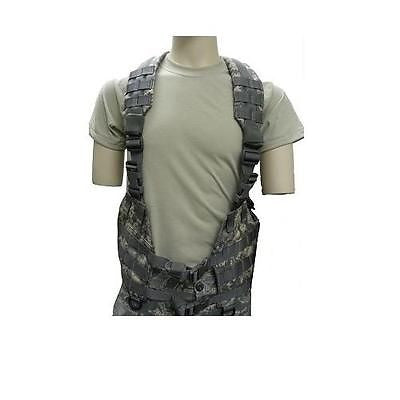 GCS Tactical Gear Molle HGear Harness Hunting Chest Vest ABU L\XL