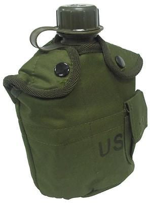 A.L.I.C.E 1QT OD Green New Canteen With New Insulated Cover