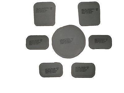 Helmet pad (set) for ACH *NEW* -  Suspension System Pad Set