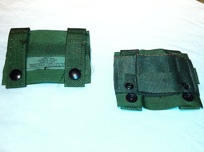Set of 2 KA-BAR MOLLE Adapter. KA-BAR Sheath, MOLLE Sheath