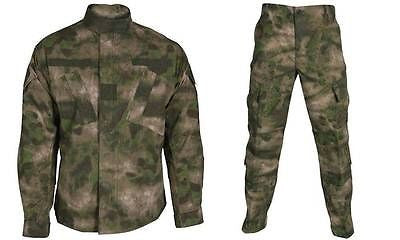 Propper A-Tacs FG ACU Top & Bottom Combo 65/35 Ripstop Atacs Sizes: XS - LL