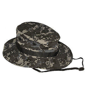 Propper Boonie Hat, Sun Hat  in Subdued Digital, 6 Color Desert & Desert Digital