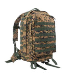 MOLLE II 3-Day Assault Pack Various colors