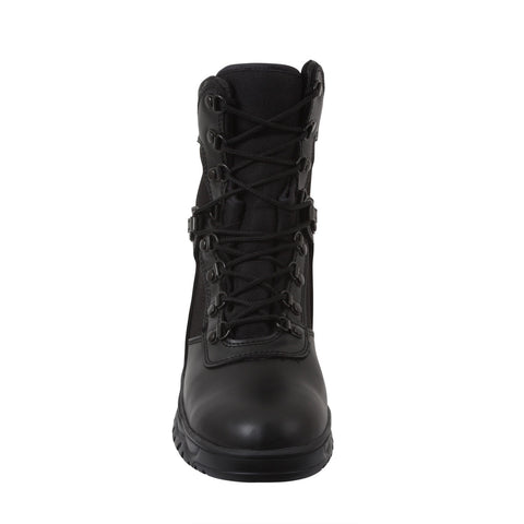 Waterproof Forced Entry Tactical Boot - Black