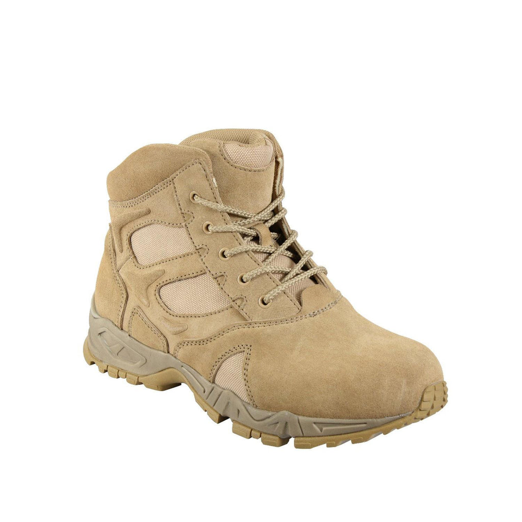 Forced Entry 6 In Tactical Boot - Desert Tan