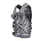 Cross Draw MOLLE Tactical Vest