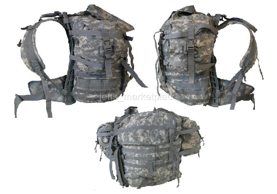 MOLLE II ACU Large Rucksack Field Pack - 7 Day Pack