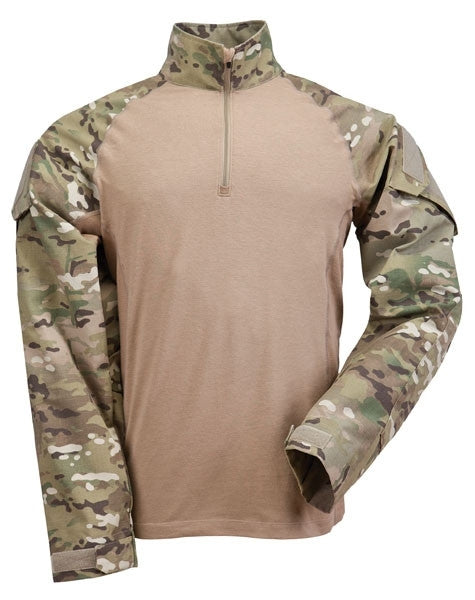 British Multicam UBAC Combat Shirt