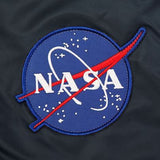 Alpha Industries NASA MA-1 Flight Jacket - Replica Blue or White