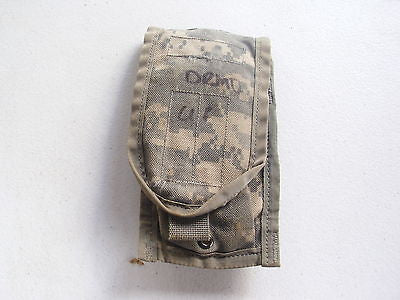 Molle II Two Magazine Ammo Pouch ACU Digital USGI Army Military Surplus