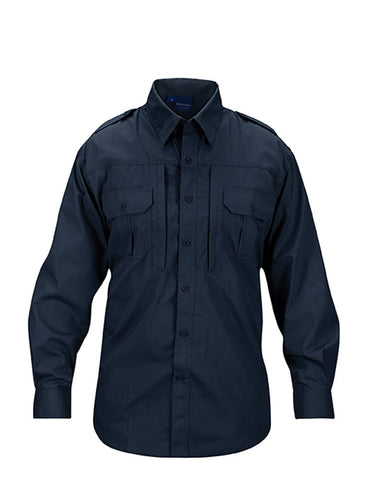 PROPPER™ Men's Tactical Shirt - Long Sleeve LAPD Navy & Olive Green