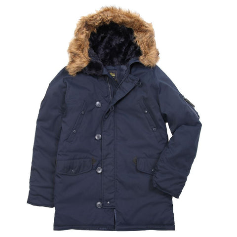 Alpha Industries Altitude Parka N-3B inspired Oxford Nylon