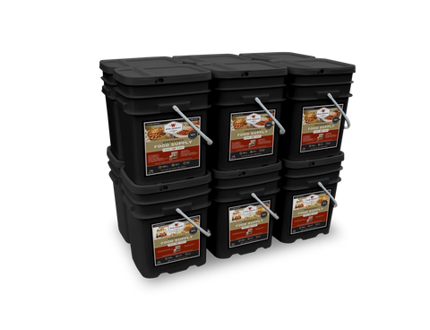 1440 Serving Package (Entree & Breakfast) Long Term Food Supply - Wise Company Food Supply