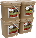 240 Serving Gourmet Freeze Dried Meat - Wise Company Food Supply