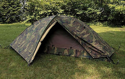 Military Surplus TCOP One Man Combat Tent