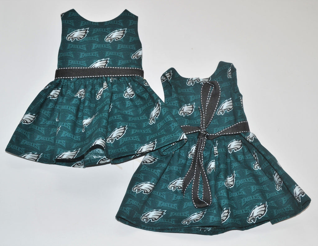 Doll Dress - Philadelphia Eagles