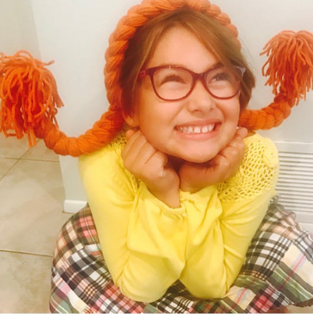 Pippi Longstocking Braids Braid - Villavillekula, llc - Philadelphia, PA