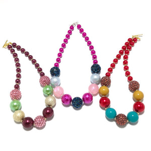 Bauble Necklaces  - Villavillekula, llc - Philadelphia, PA