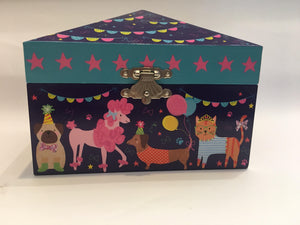 Musical Jewelry Box (Pets)  - Villavillekula, llc - Philadelphia, PA
