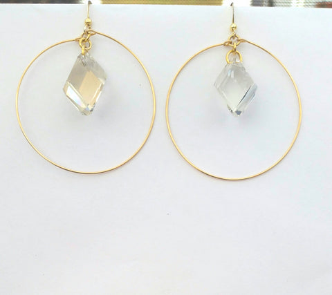 Earrings 14k Gold filled