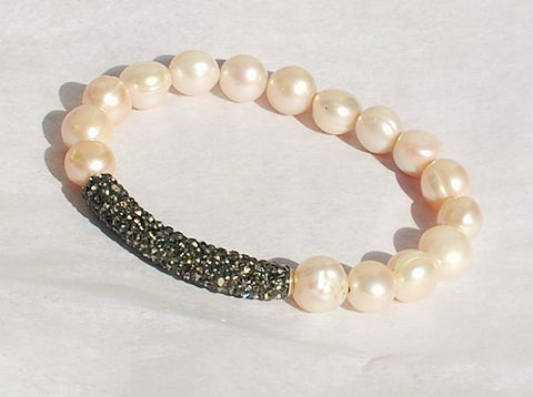 Bracelet Fresh Water Pearls