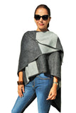 """Jeniffer"" plain pattern Wrap"