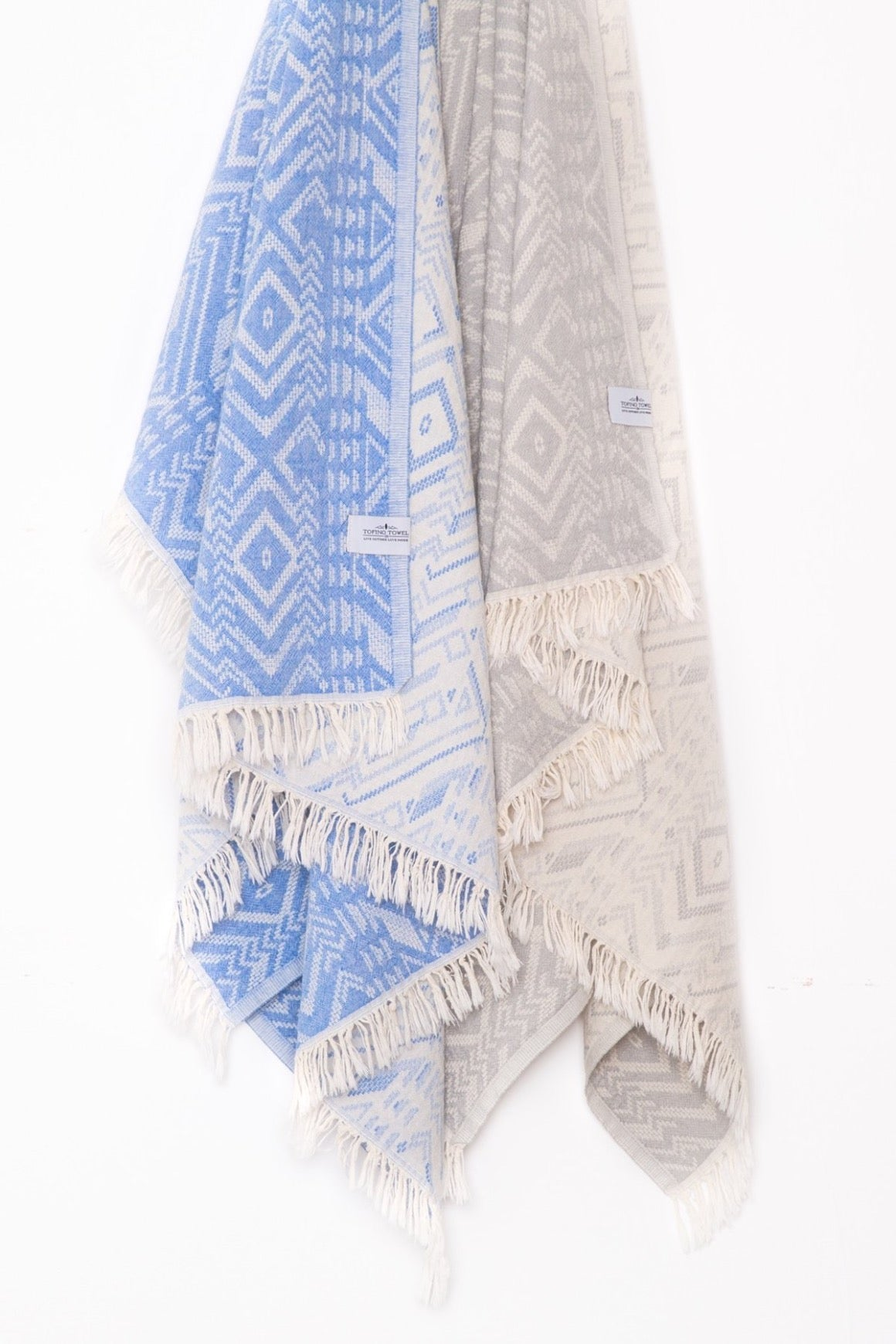 Tofino Towel Co Reef Towel Capri Blue