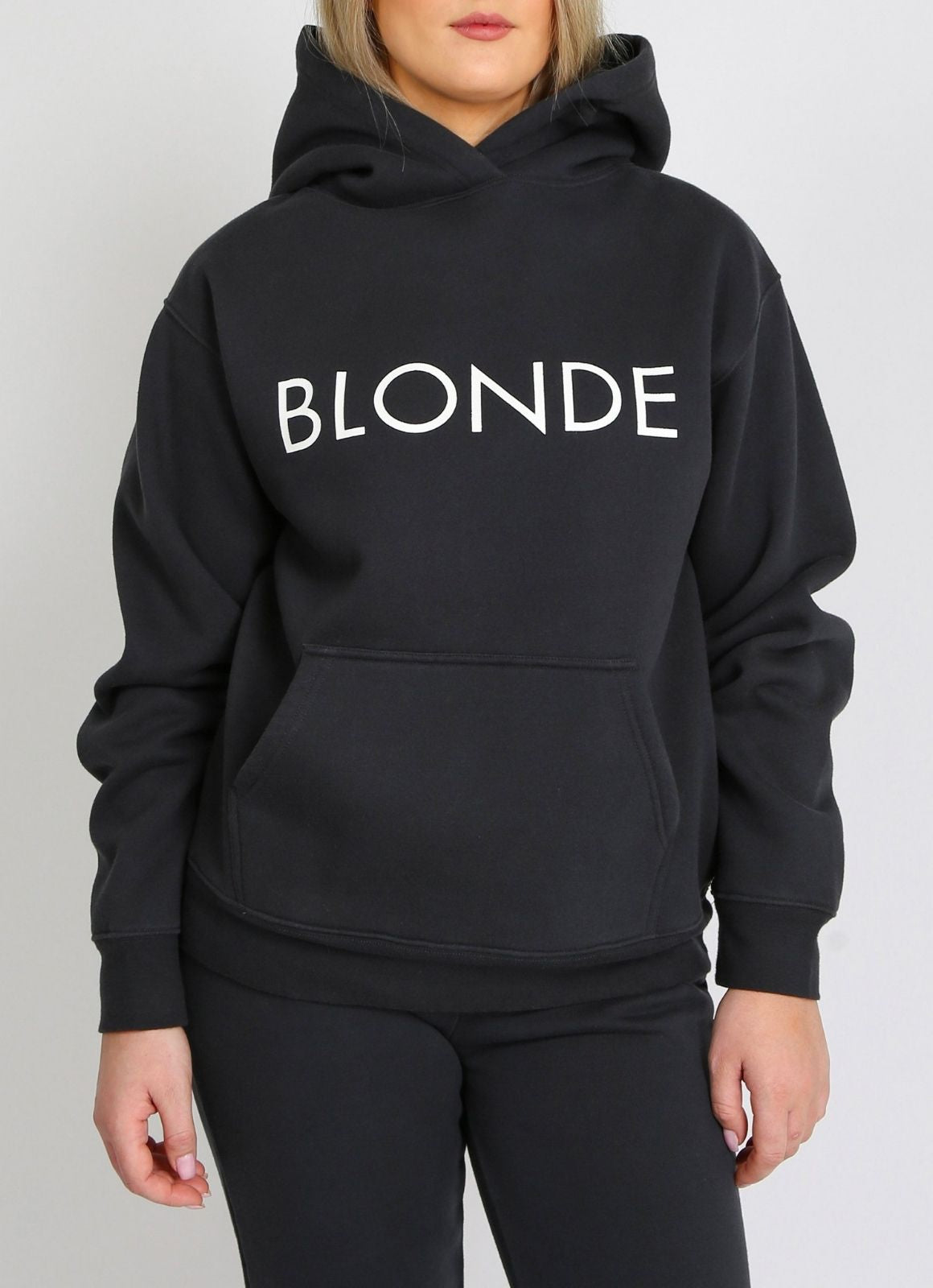"""Brunette The Label - """"Blonde"""" Classic Hoodie 