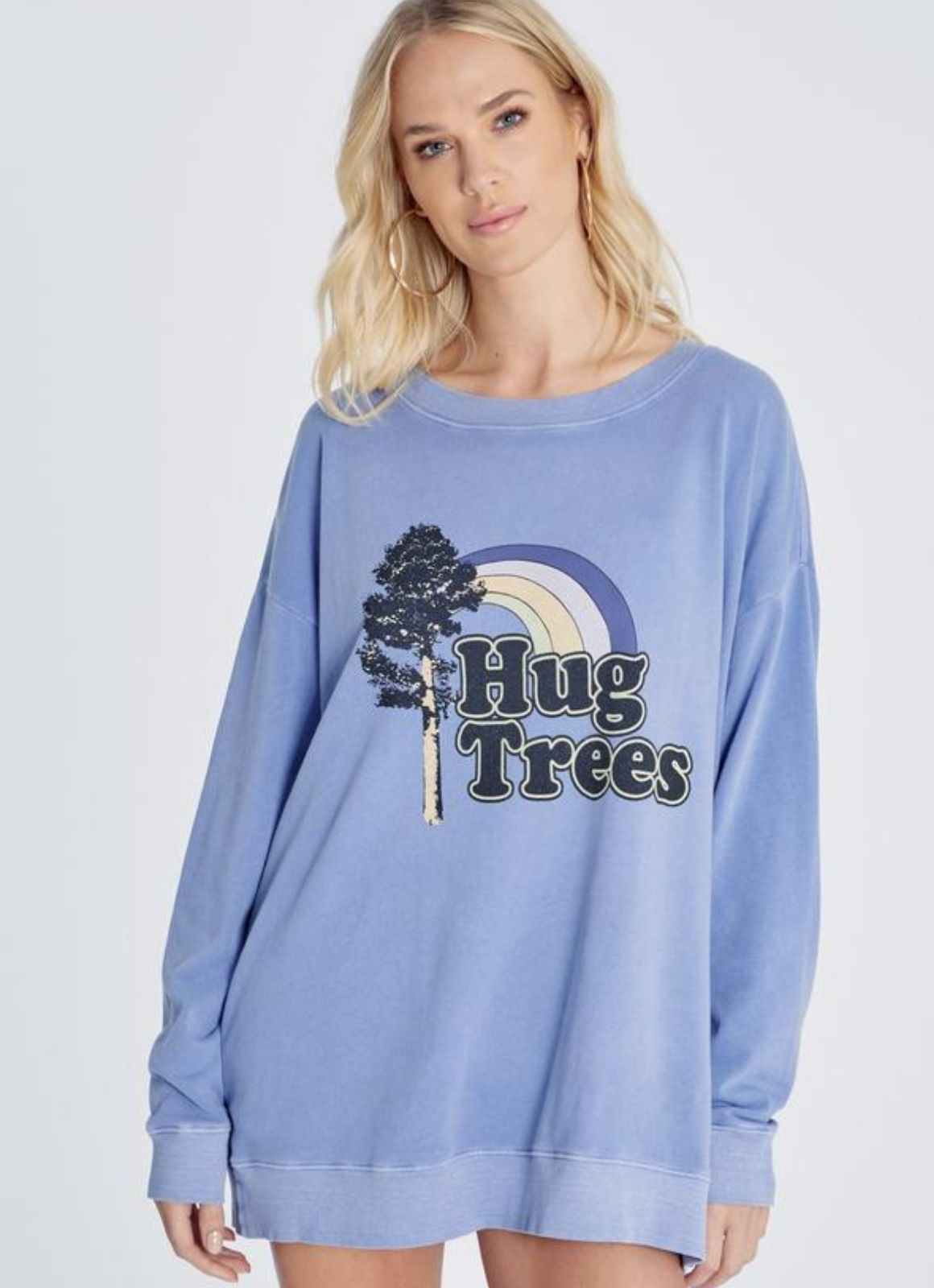Wildfox - Hug Trees Roadtrip Sweatshirt