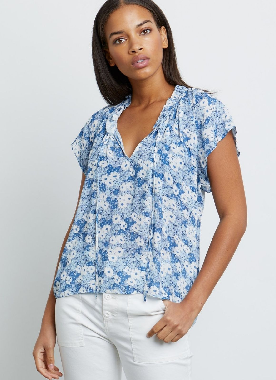 Rails - Raven Top Blue Jasmine