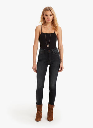 Mother Denim - High Waisted Looker Coffee Tea or Me