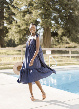 Jackson Rowe - Prairie Dress Navy