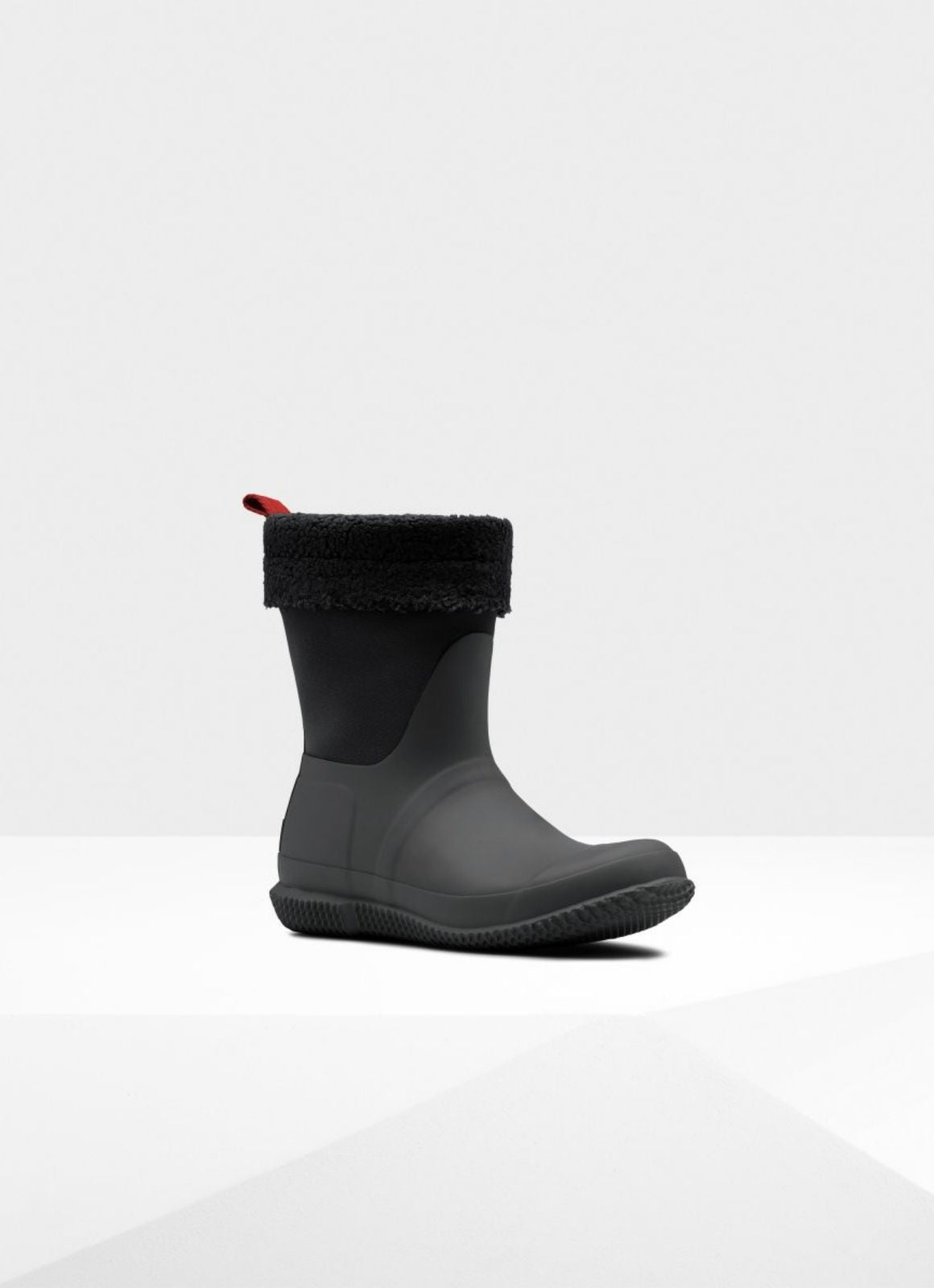 Hunter - Roll Top Sherpa Boots