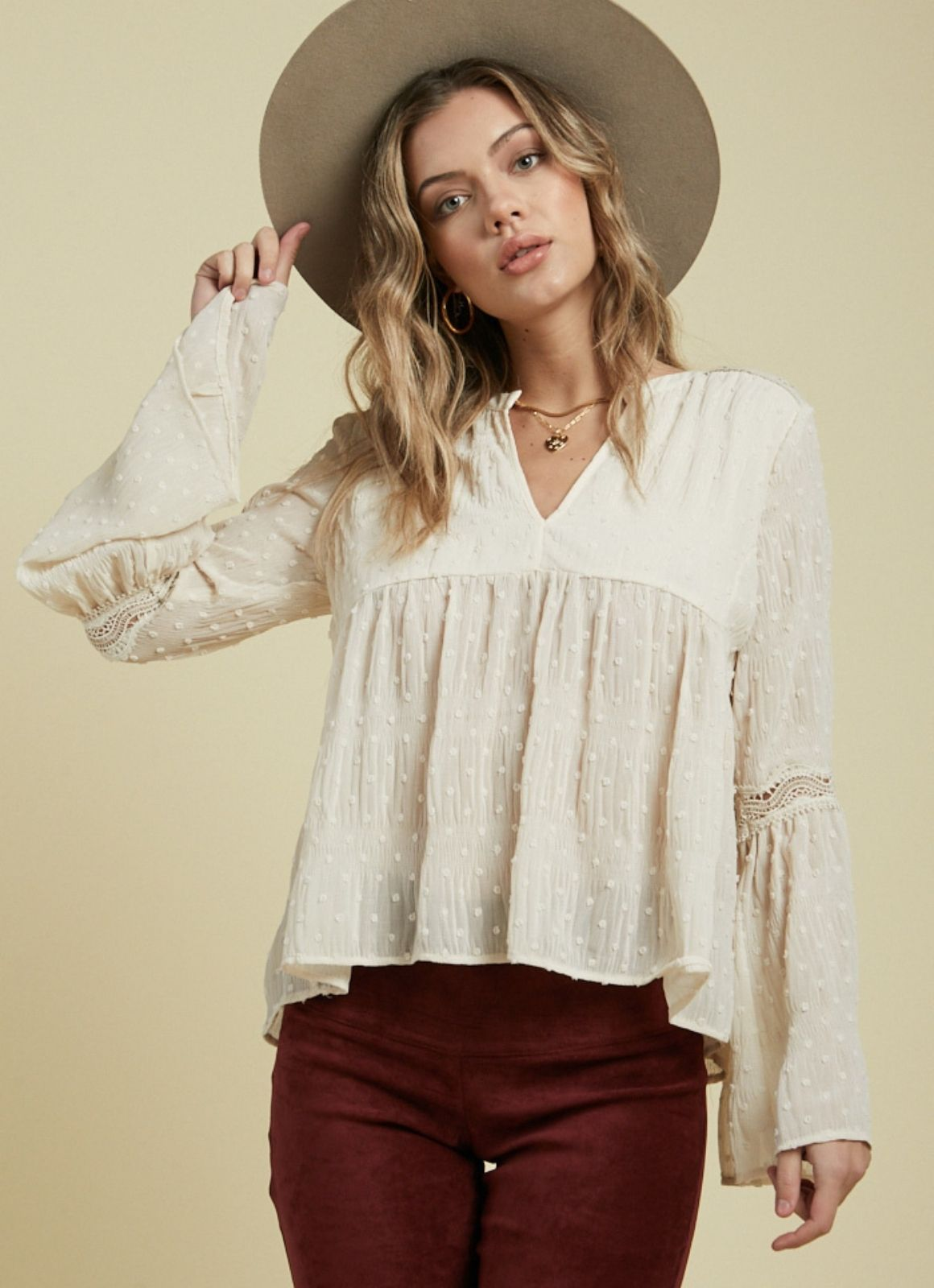 Sage the Label - Annabelle Long Sleeve