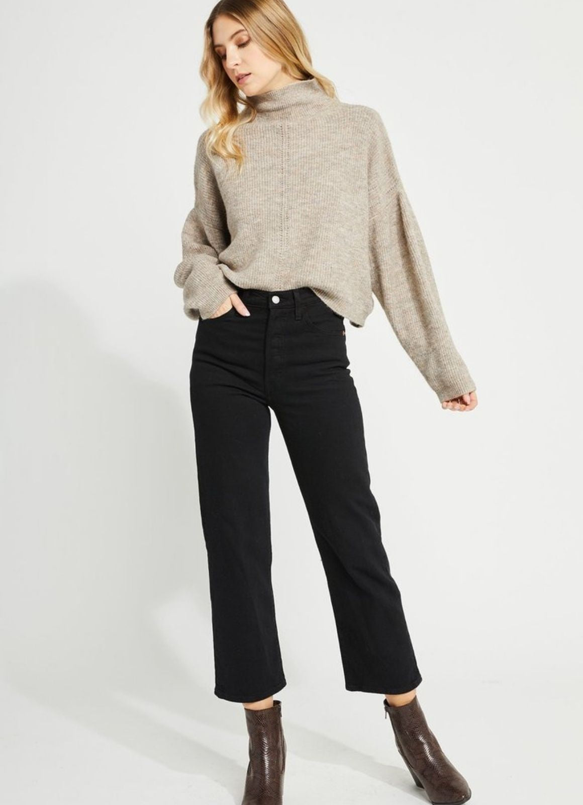 Gentle Fawn - Adelyn Pullover