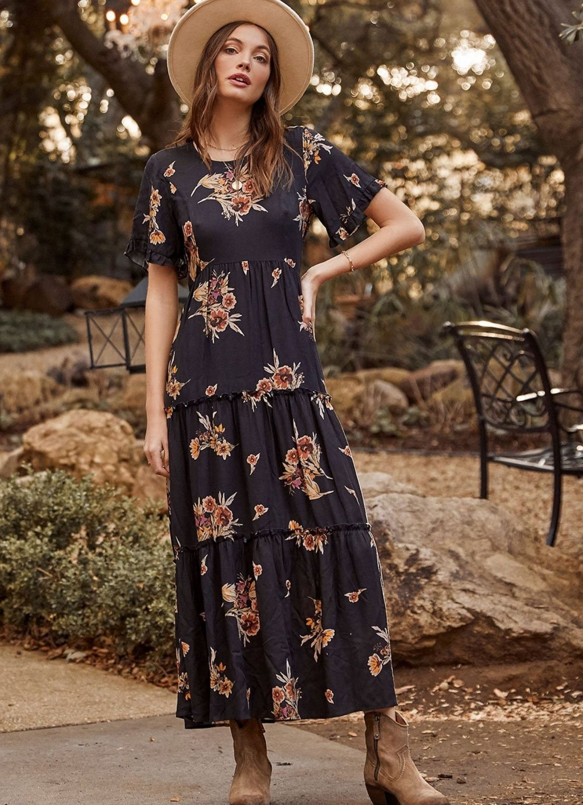 Saltwater Luxe - Hannah Maxi Dress