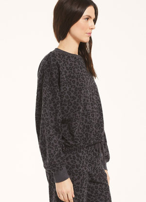 Z Supply - Mason Leopard Pullover