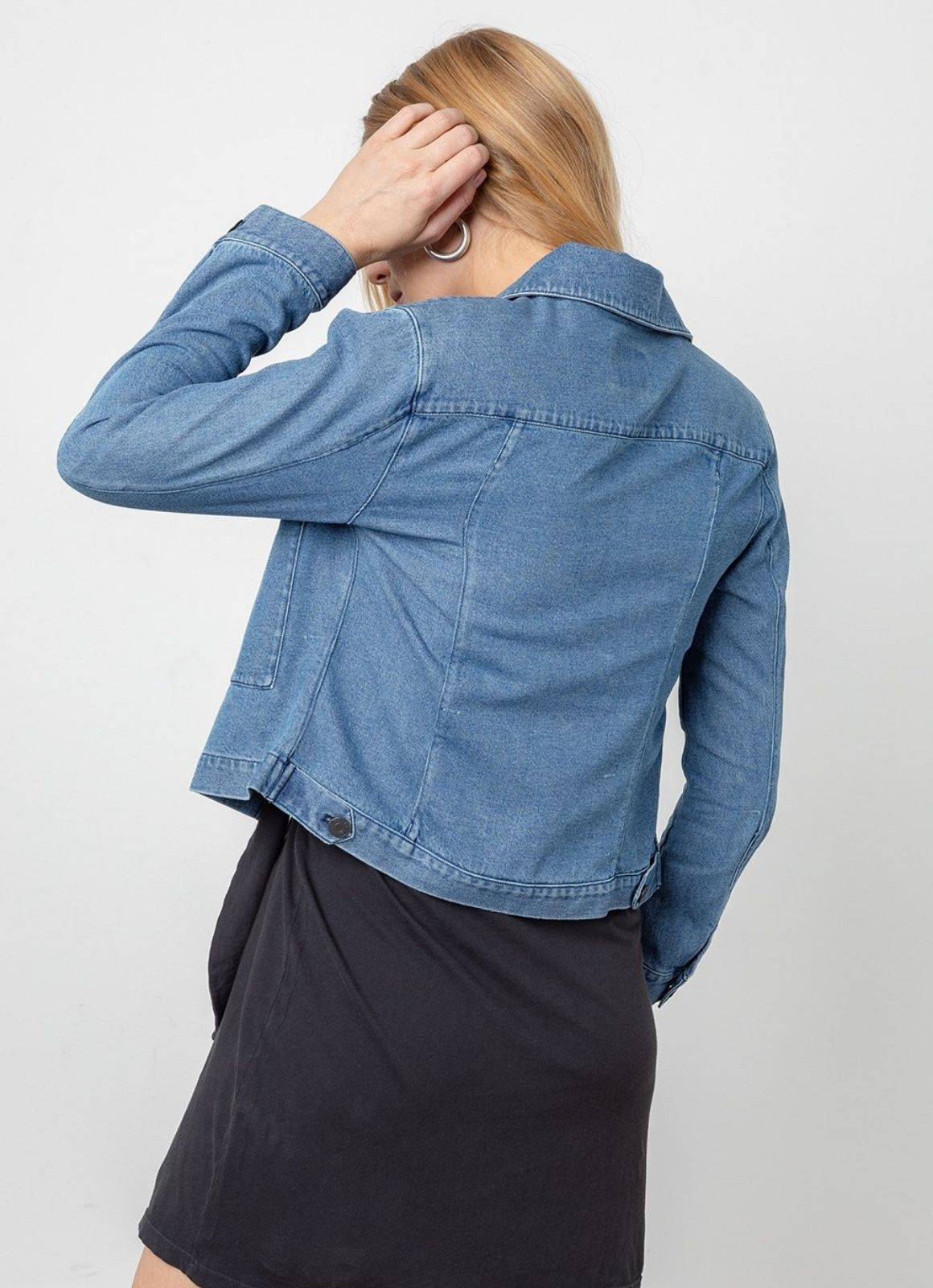 Rails - Steffi Cropped Jacket Sorrento Wash
