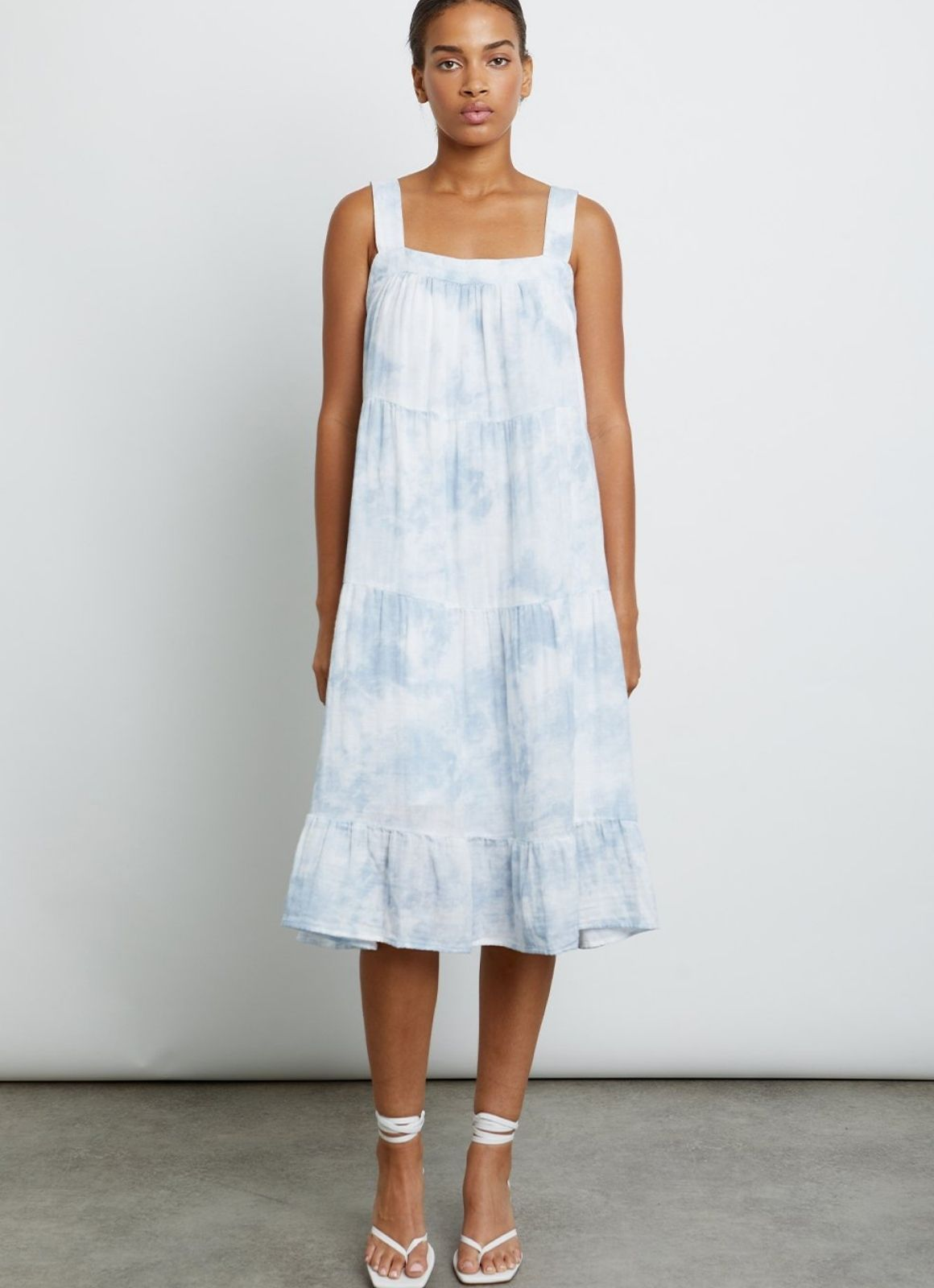 Rails - Amaya Dress cascade tie dye