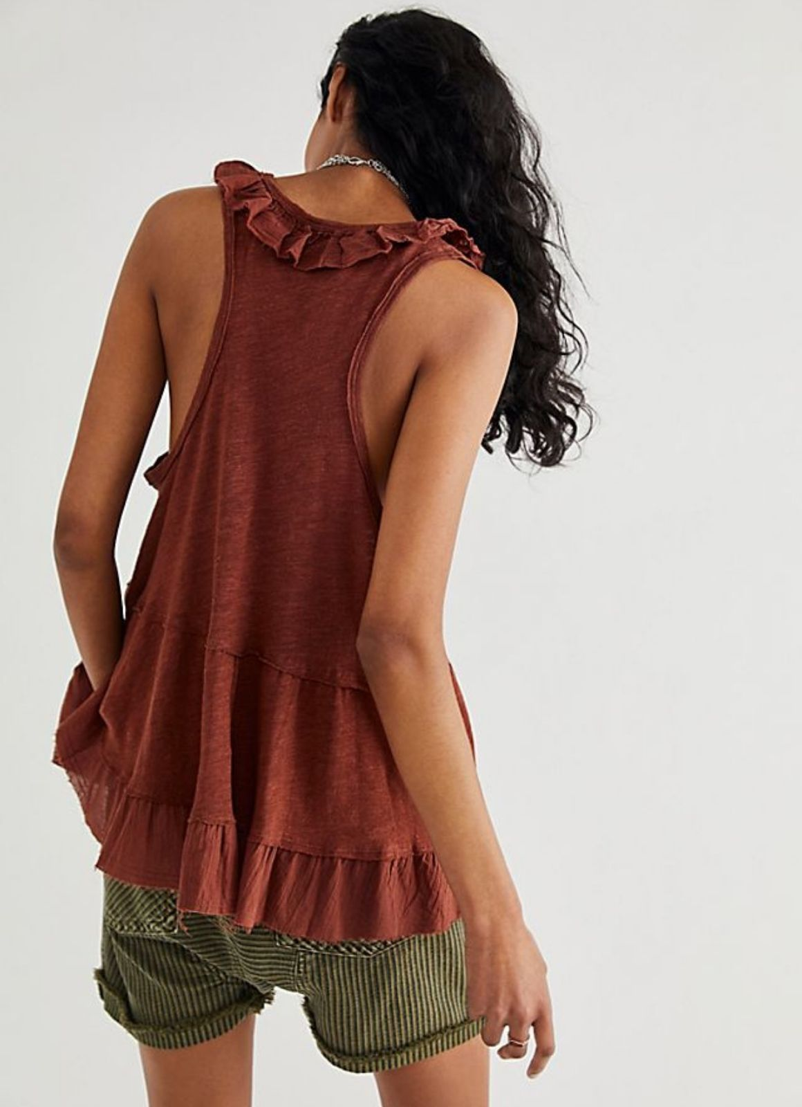 Free People - Out and About Tank