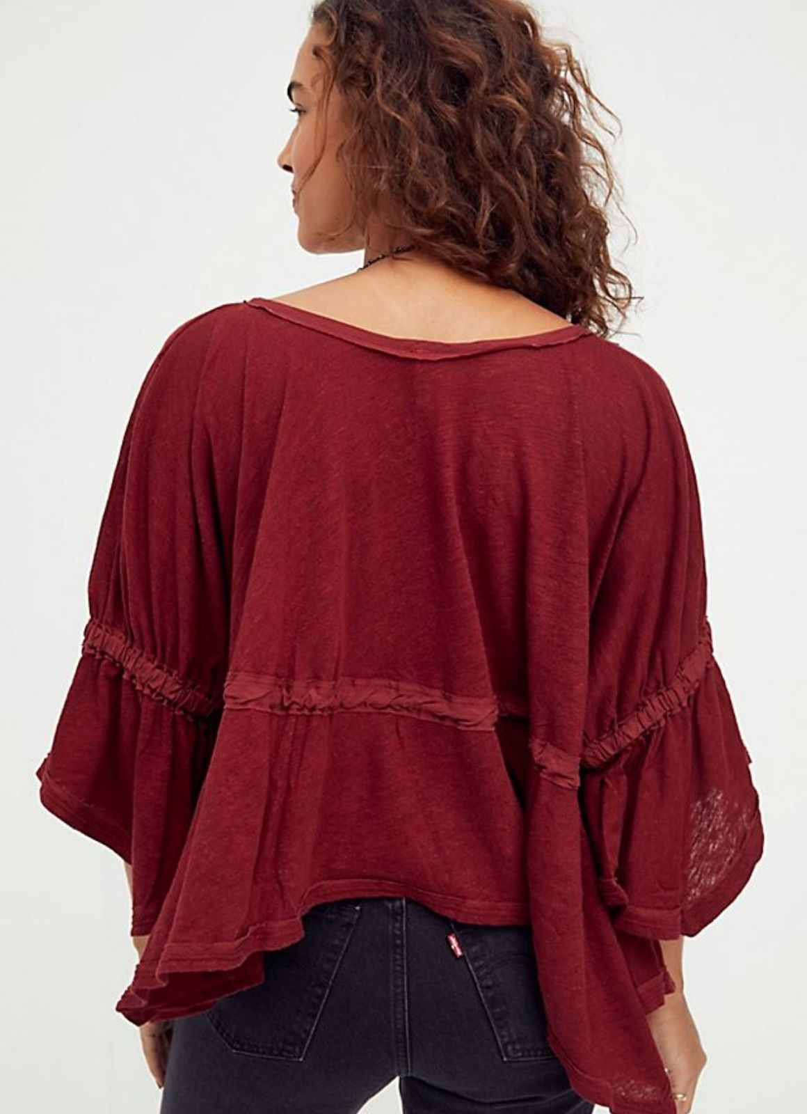 Free People - Sand Storm Top
