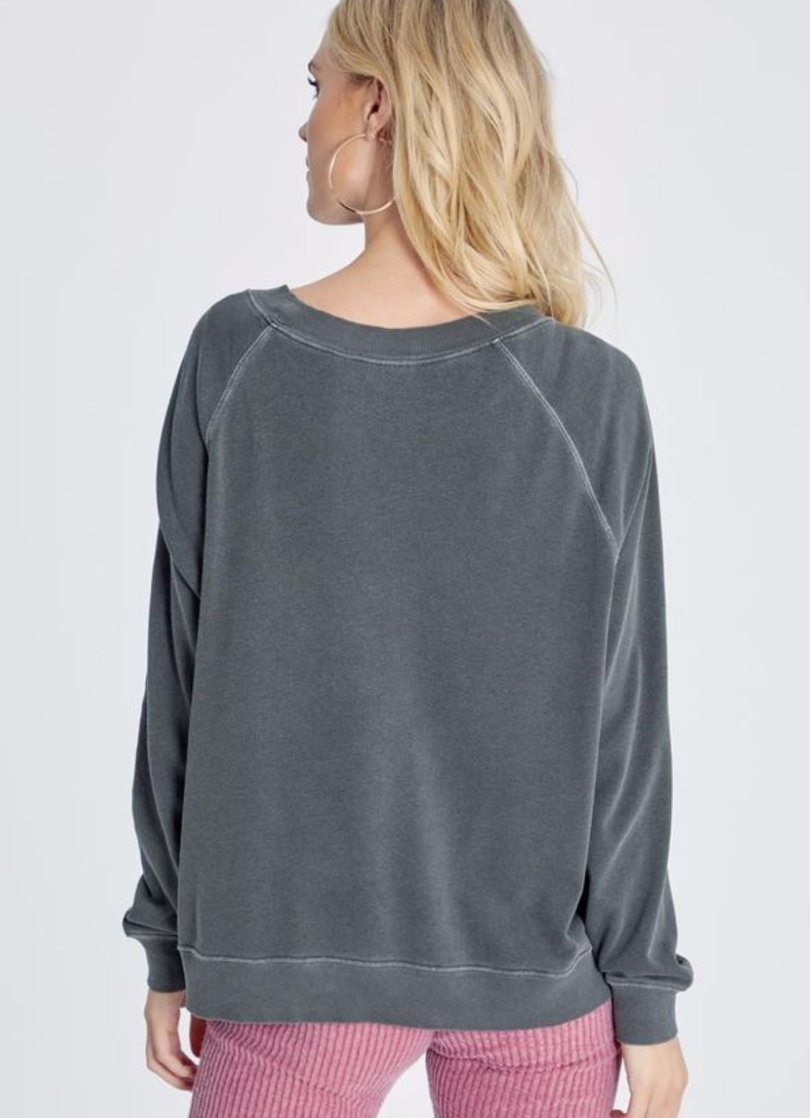 Wildfox Easy Does It Sommers Sweatshirt