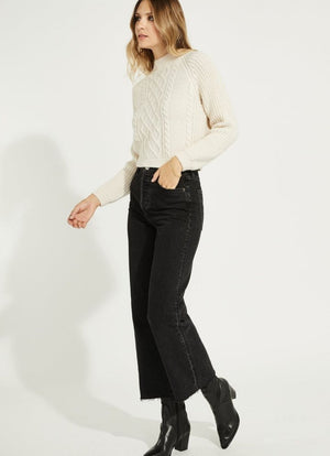 Gentle Fawn - Preston Pullover Winter White