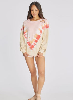 Wildfox - Grapefruit Sommers Sweatshirt