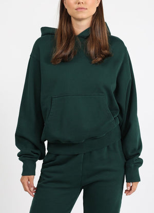 Brunette The Label - Best Friend Hoodie EVERGREEN